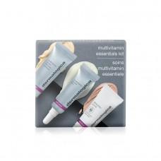 Dermalogica Multivitamin Essentials Kit - Мультивитаминный комплекс для кожи