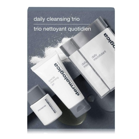 Dermalogica daily cleansing trio - Тріо для щоденного очищення
