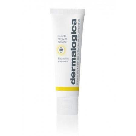"Dermalogica Invisible Physical Defense SPF30 - Сонцезахисний крем для обличчя ""Невидимий захист"" SPF30, 50 мл"