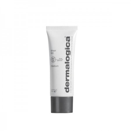 Dermalogica Sheer Tint Medium SPF20 - Зволожуючий крем SPF20, середній тон, 40 мл