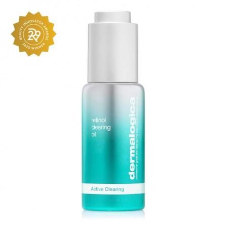 Dermalogica Retinol Clearing Oil - Активне очищуюче масло з ретинолом, 30 мл
