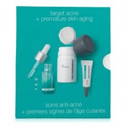 Dermalogica Active Clearing Clear + Brighten Kit - Набір для проблемної шкіри та відбілювання