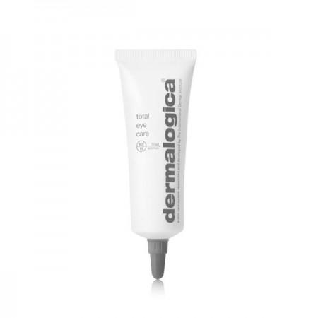 Dermalogica Total Eye Care SPF15 - Комплексный крем для глаз SPF15, 15 мл